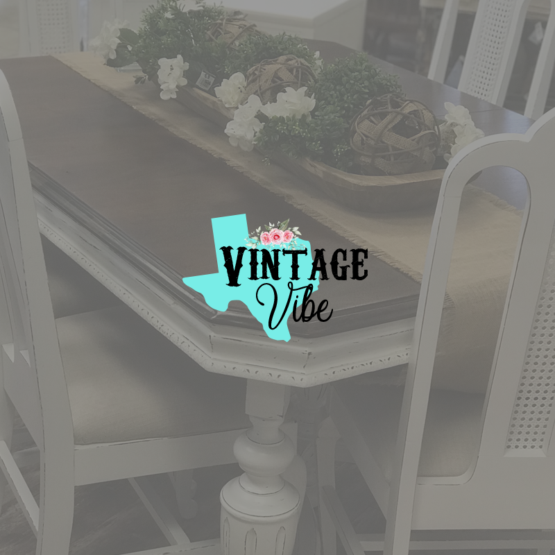 Vintage Vibe Texas Website by Mad Standards